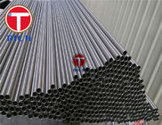Annealed / Pickled Stainless Steel Seamless Pipe , Astm A688 Welded Steel Pipe