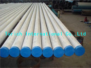 A358 / A358M High Temperature Inconel Welded Steel Tube , Electric Fusion Welded Steel Pipe