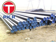 Oil / Gas Carbon Steel Seamless Pipe 20 - 30 Inch With Galvanized Surface