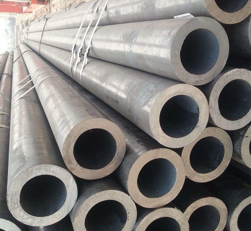 UNS N06601 Inconel 601 Nickel Steel Alloy Pipe For Chemical Processing