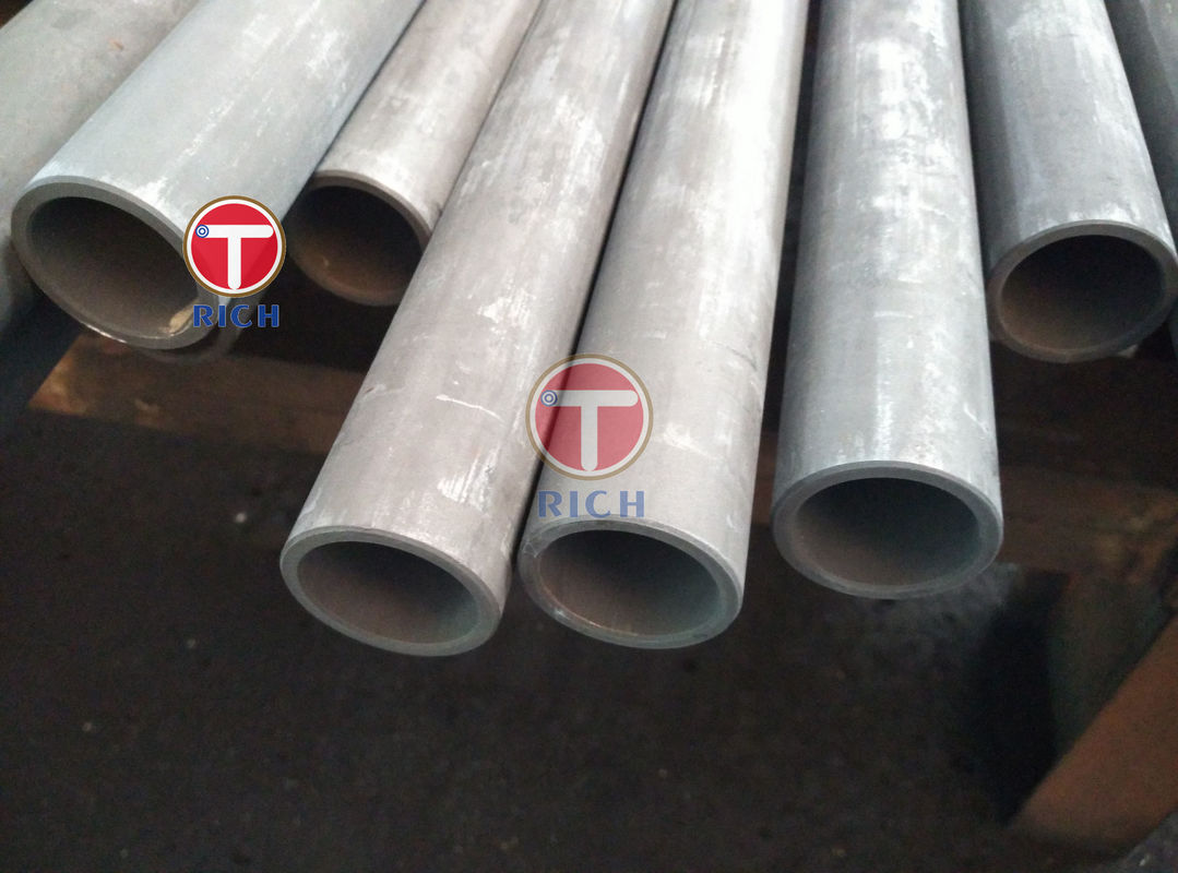Seamless Ball Bearing 12m Oiled Precision Steel Tube