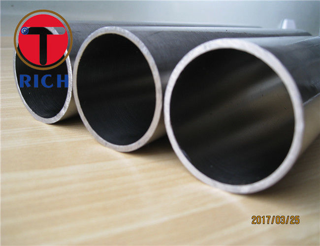 Aerospace 304 316 WT 25.4mm OD 120mm Stainless Steel Tube