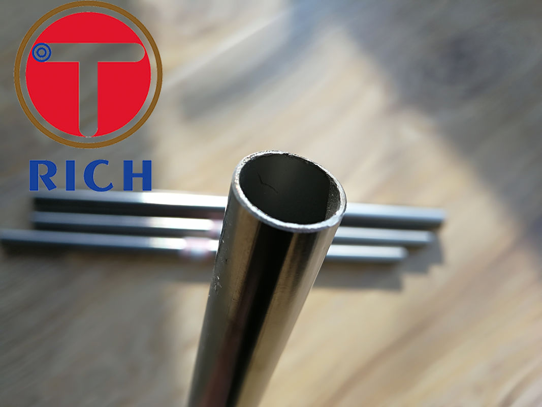 Cold Rolled Inconel 740 740H Heat Exchanger Tube