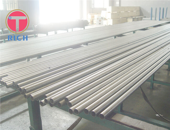 Polished ASTM B168 Nickel Alloy Tube for Heat Exchanger