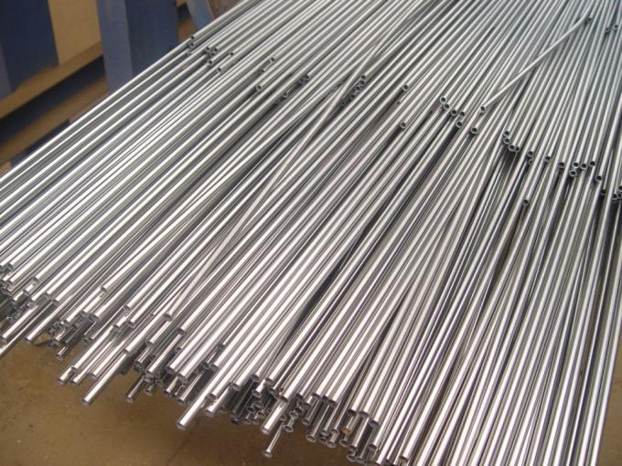 cheap Nickel chromium iron alloys seamless pipe and tube  suppliers