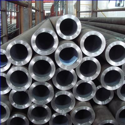 Seamless steel tubes with alloy steel grade 34CrMo442CrMo4
